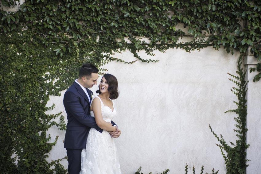 Olivia & Dominic - Adelaide Wedding Photographer - Belle Photo