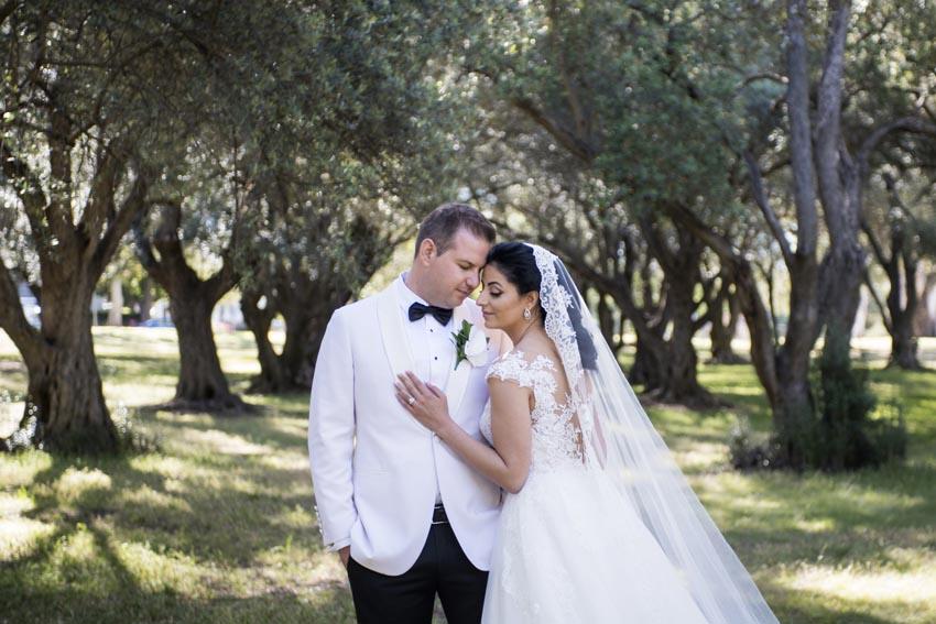 Hiba & Ivan - Adelaide Wedding Photographer - Belle Photo